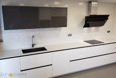 Arrital Project - Cocina blanca